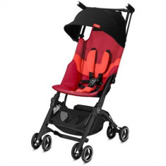 Carucior Sport Pockit+ All Terrain Rose Red, GB