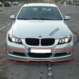 Prelungire spoiler tuning sport lip bara fata BMW E90 E91 B5 Alpina 2005-2009 v1, 3 (E90) - [2005 - 2013]