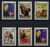 GUINEEA 1970 - V.I.Lenin , aniversare 100 ani MNH, Nestampilat