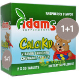 Pachet 1+1 Calcikid 30buc tab. masticabile