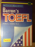 BARRON'S TOEFL. HOW TO PREPARE FOR THE TOEFL. TEST OF ENGLISH AS A FOREIGN LANGU