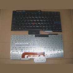 Tastatura laptop noua LENOVO Thinkpad T60 T61 R60 R61 R400 R500 T500 Black US