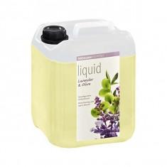 Sapun lichid/gel de dus ecologic Lavanda - Masline 5L