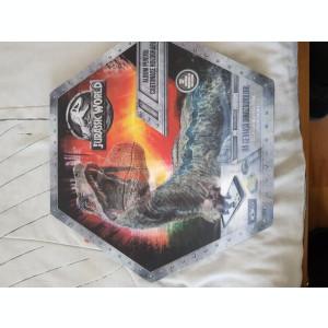 Carrefour-Jurassic World - Discuri holografice
