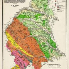 Harta Bucovina 1876 |