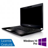 Laptop Toshiba Portege R830-13C, Intel Core I5-2520M 2.50GHz, 8GB DDR3, 240GB SSD, 13.3 inch, HDMI, Card Reader + Windows 10 Pro
