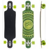 """Longboard Mindless Longboards Sanke green 39""""/99cm"""