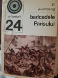 Baricadele Parisului  D.Rosenzweig1971