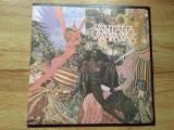 SANTANA - ABRAXAS (1970,CBS,UK) vinil vinyl