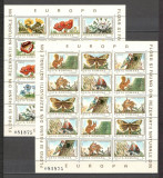 Romania.1983 Flora si fauna-bloc  HR.472