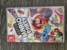 Joc Nintendo Switch Super Mario Party foto