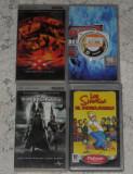 joc PSP The Simpsons,Daxter si film Van Helsing,xXx the Next Level