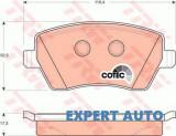 Cumpara ieftin Set placute frana fata Renault Clio 3 (2005->)[BR0/1,CR0/1], Array