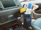 Incalzitor Sticla Auto Negru cu Galben