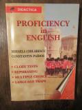 Proficiency in English - Mihaela Chilărescu, Constantin Paidos