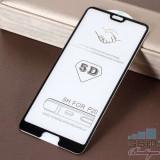 Geam Protectie Display Huawei P20 Pro Acoperire Completa 5D Negru
