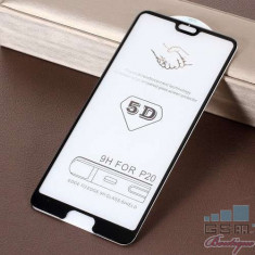 Folie Sticla Huawei P20 Pro Acoperire Completa