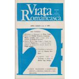 Viata romaneasca, anul LXXXV, nr. 2/1990