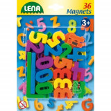 Set 36 Cifre si Simboluri Magnetice