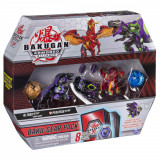 Set figurine Bakugan S2 - Ultra Pegatrix si Trox cu Baku-Gear