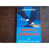 AMERICA AMERICA - SANDA GOLOPENTIA
