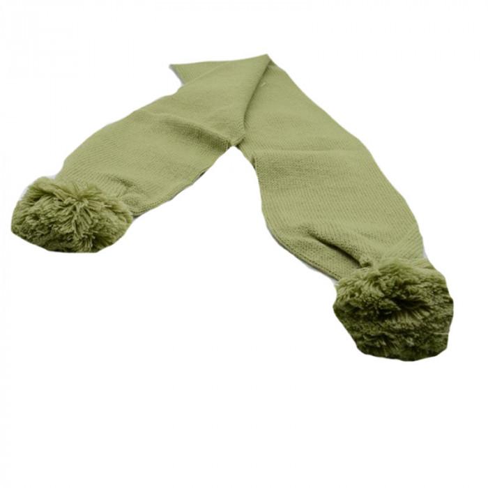 Fular pentru baieti Mini Junior 4058-V, Verde