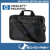 "Cumpara ieftin Geanta Laptop HP Business, 15,6"", Black >> produs expus in magazin si resigilat"