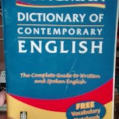 Dictionary of contemporary english – Longman