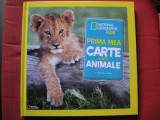 Prima mea carte despre animale - National Geographic Kids - carte noua