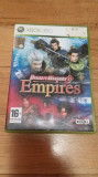 Joc XBOX 360 Dynasty Warriors 6 Empires original PAL / by WADDER, Actiune, 16+, Multiplayer