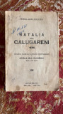 BATALIA DE LA CALUGARENI 1595  .AUTOR GEN.ALEXE ANASTASIU