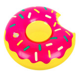 Suport gonflabil pentru pahar, 22 x 7 cm, model gogoasa