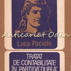 Tratat De Contabilitate In Partida Dubla - Luca Paciolo