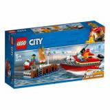 LEGO City - Incendiul de la doc (60213)