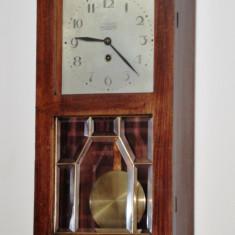 Ceas de perete cu pendula Moscova 1937