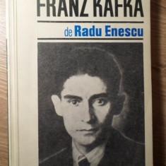 FRANZ KAFKA - RADU ENESCU