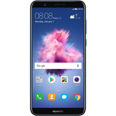 Smartphone Huawei P Smart 64GB 4GB RAM Dual Sim 4G Blue foto