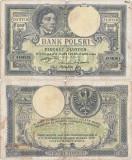 1919 (28 II), 500 Zlotych (P-58a) - Polonia