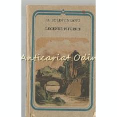 Legende Istorice - D. Bolintineanu