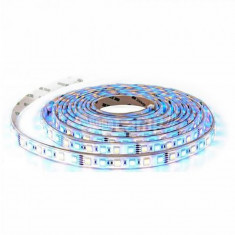 Banda flexibila SMD5050, 60 x LED/m, 50 m, 1000 lm, RGB, lumina alb cald