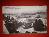 Carte postala CLUJ Clinicile Universitatii ×  1928, Circulata, Printata