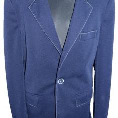 Sacou casual-elegant pentru baieti-Koszulland SKO2-A, Visiniu