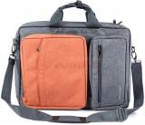Geanta Laptop Modecom Reno 15.6inch (Gri-Portocalie)