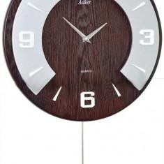 Ceas de perete decorativ cu pendul - Adler