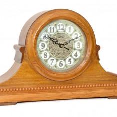 Ceas de birou cu melodie Westminster 7136-2 Stejar