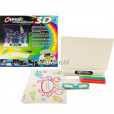 Tabla magica cu desene 3D Magic Drawing Board 3D YM171