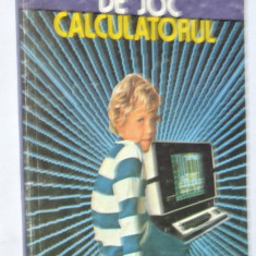 Partenerul meu de joc, calculatorul - Ion Diamandi 1989