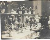 C239 Fotografie ofiteri romani general primul razboi mondial