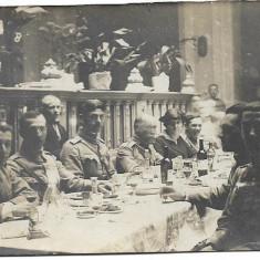 Fotografie ofiteri primul razboi mondial