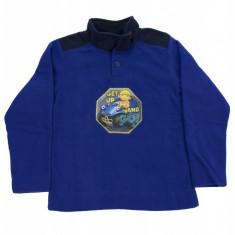Bluza albastra fleece pentru copii, Bob the Builder
